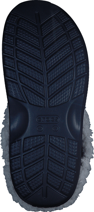 Kjøp Crocs Classic Blitzen Iii Clog Navy/oatmeal Sko Online