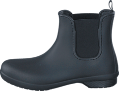 Crocs Freesail Chelsea Boot W Black/Black
