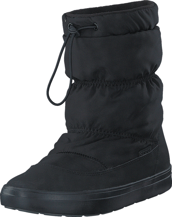 LodgePoint Pull-on Boot W Black
