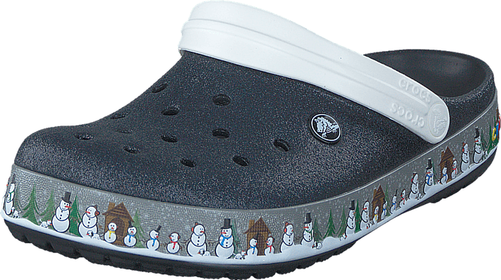 43062be2fc63be Acheter Crocs Clog Chaussures Black Crocband Online Holiday Gris pUMVzGqS