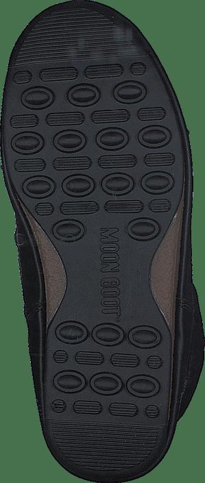 Moon Boot - Low Nylon Black
