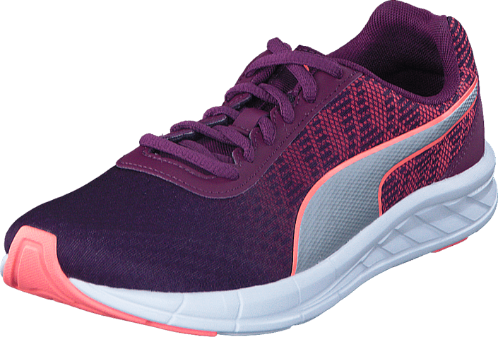 Puma - Comet Jr Nrgy Peach-dark Purple