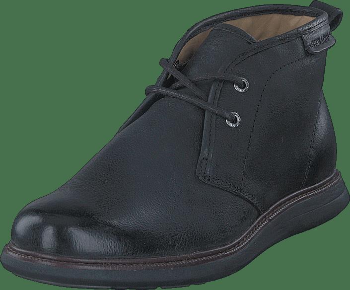Sebago - Smyth Chukka Black Leather
