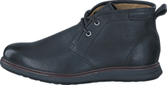 Smyth Chukka Black Leather