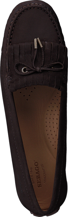 Sebago - Harper Kiltie Dark Brown Nubuck