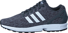 Zx Flux Grey Five F17/Ftwr White/Core