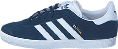 Gazelle J Collegiate Navy/Ftwr White/Ftw