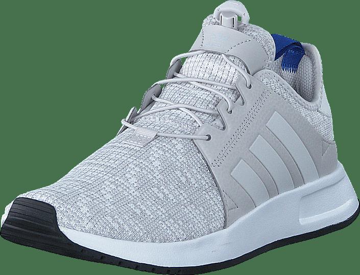 comprare adidas originali x a infrarossi grigio f17 / grigio f17 / blu e scarpe blu