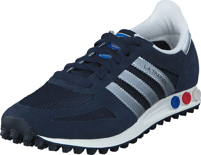 adidas Originals - La Trainer Og Legend Ink F17/Matte Silver/Ni