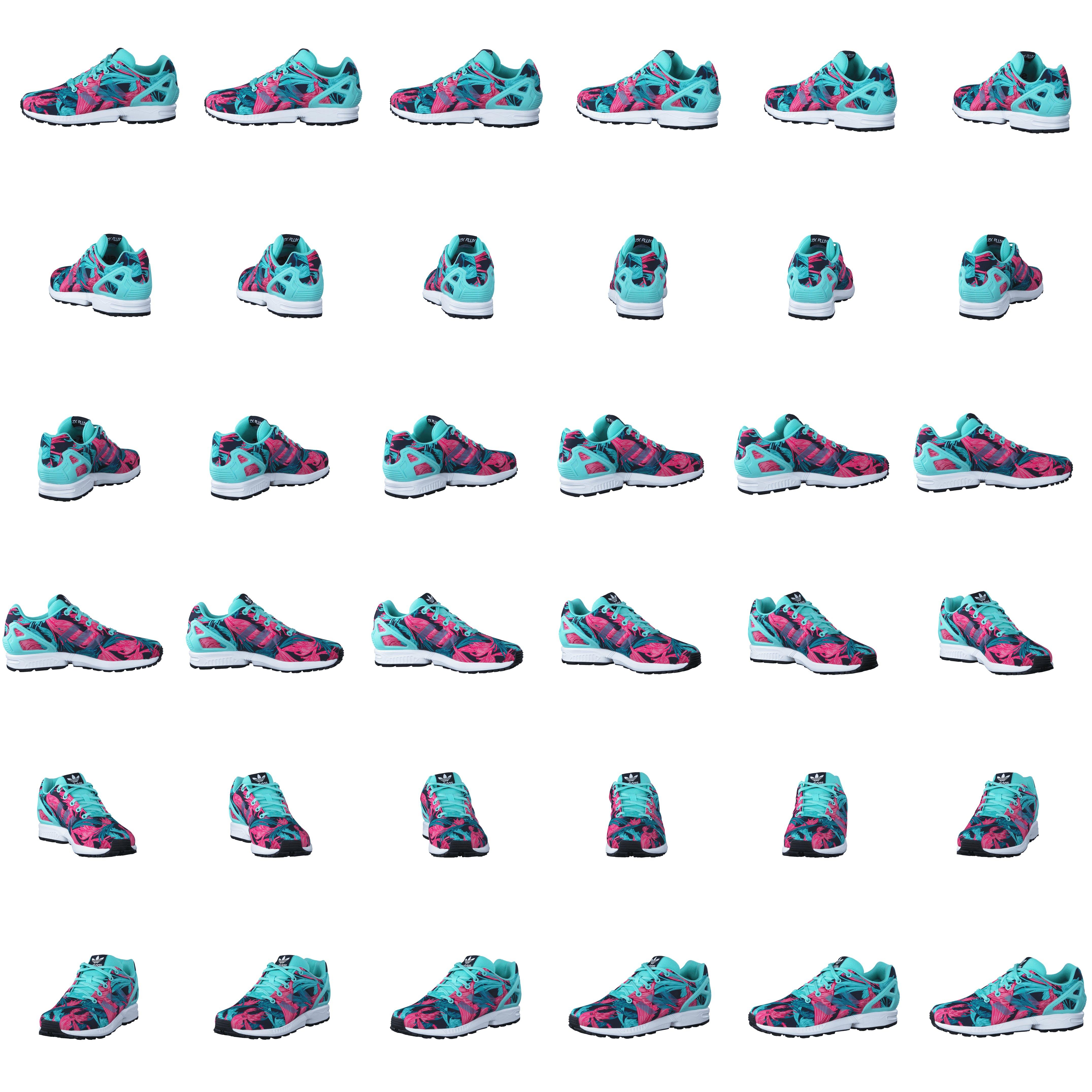 huge selection of b5b45 28c85 Buy adidas Originals Zx Flux J Energy Aqua F17 Energy Aqua F1 turquoise  Shoes Online   FOOTWAY.co.uk