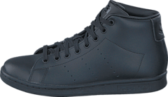 Stan Smith Mid J Core Black/Core Black/Core Bla