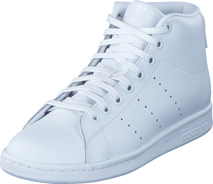adidas Originals - Stan Smith Mid J Ftwr White/Ftwr White/Ftwr Whi