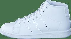 super popular c8ff4 d00e5 adidas Originals - Stan Smith Mid J Ftwr White Ftwr White Ftwr Whi