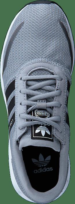 adidas Originals - Los Angeles J Mid Grey S14/Core Black/Ftwr W