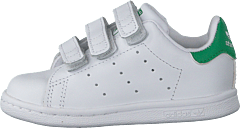brand new 3896f 6af75 adidas Originals - Stan Smith Cf I Ftwr WhiteFtwr WhiteGreen