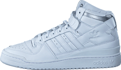 b2461650c1e2 adidas Originals - Forum Mid Refined Ftwr White Ftwr White Silver M