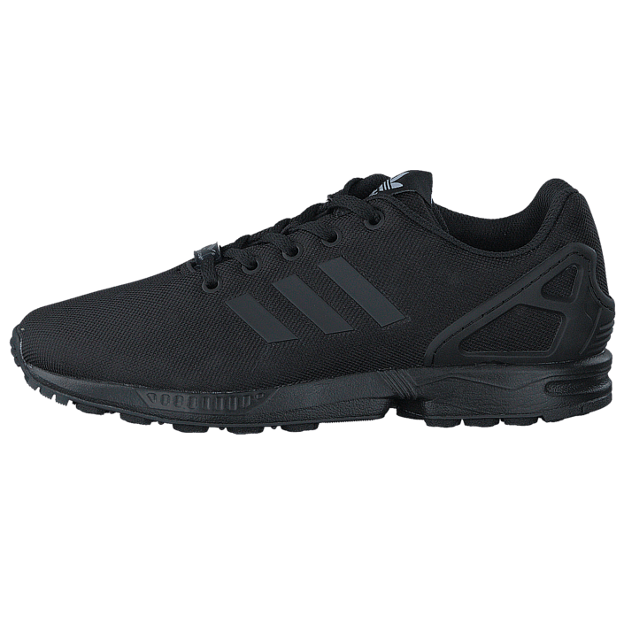 adidas Originals Junior Skor ZX Flux K Core BlackCore