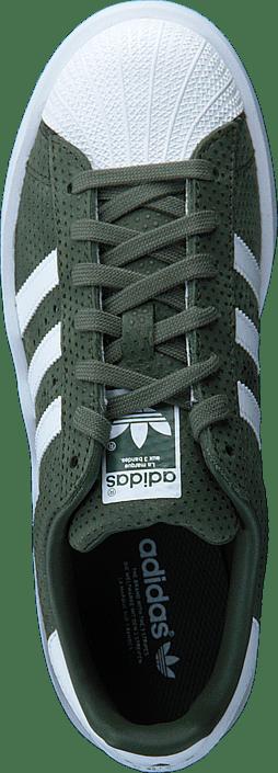 adidas superstar bold groen