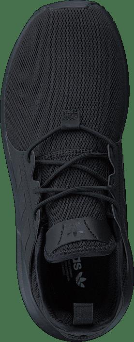 78bf69f42234cd adidas Originals X Plr Core Black Trace Grey Met. F17 schwarze ...