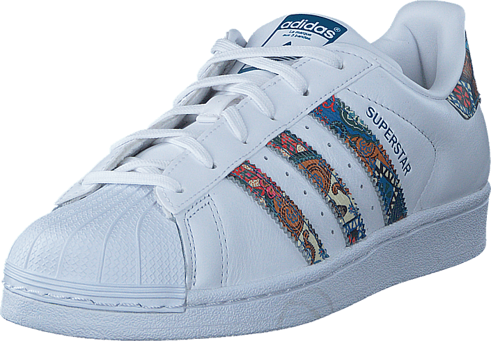 adidas Originals - Superstar W Ftwr White/Ftwr White/Noble Te