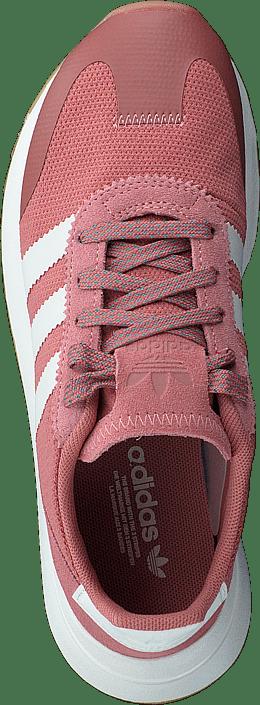 Dames Schoenen Koop adidas Originals Flb W Raw Pink F15/Off White/Crystal Schoenen Online