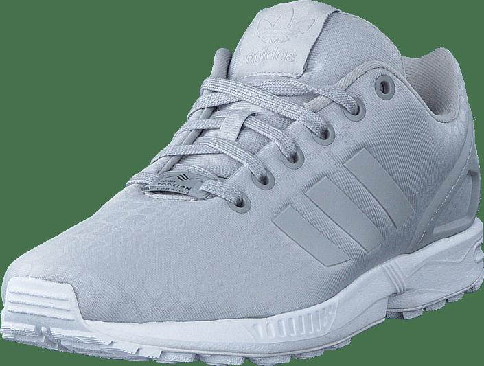 Zx Flux F17 F17 Kjøp Two Sneakers ftwr grey Online Sko Blå W Originals Adidas Grey zwttCE