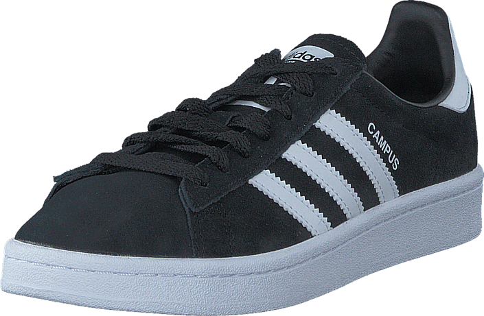 adidas Originals - Campus J Core Black/Ftwr White/Ftwr Whi