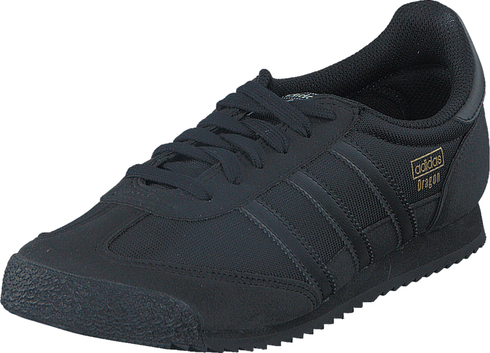 adidas Originals - Dragon Og J Core Black/Core Black/Core Bla