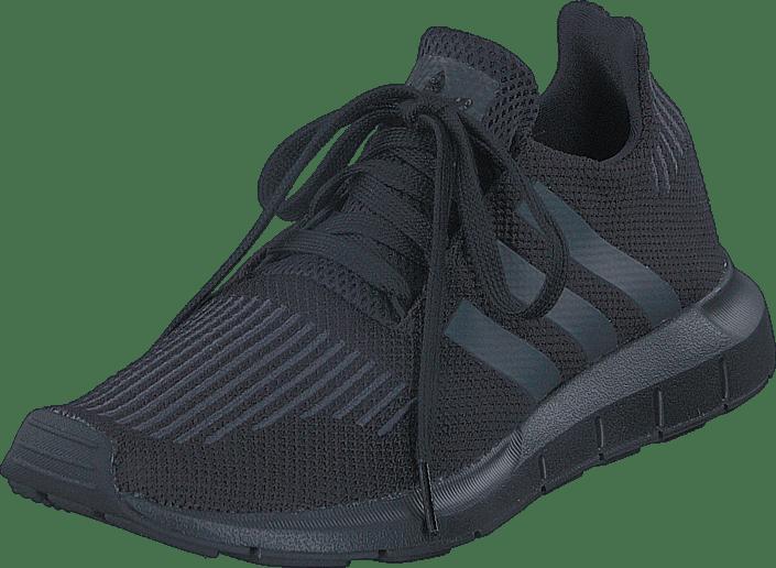 best sneakers c2550 e8f1b adidas Originals - Swift Run J Core Black Utility Black F16 C