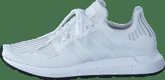 quality design 40f32 ce7d6 adidas Originals - Swift Run J Ftwr WhiteCrystal White S16C