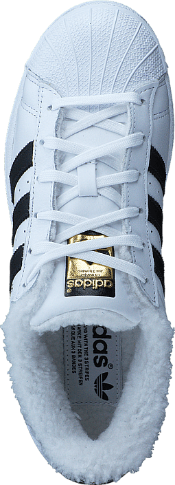 Osta adidas Originals Superstar W Core BlackGold Met