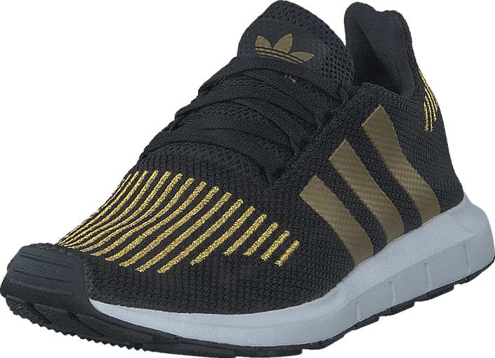 Buy Adidas Originals Swift Run W Core Black Gold Met Ftwr Whit