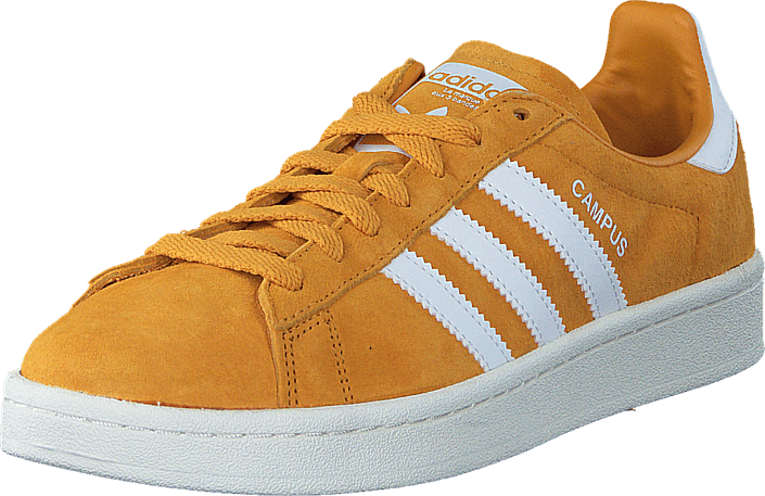 outlet store e8d86 e4fed adidas Originals - Campus Tactile Yellow F17Ftwr White