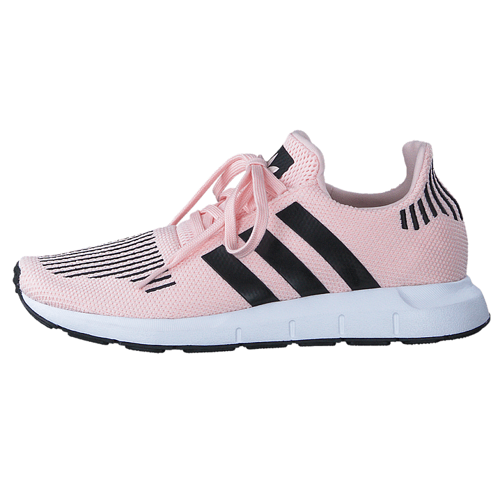 Buy adidas Originals Swift Run J Icey Pink F17 Core Black Ftwr grey Shoes  Online  2227e1b45b189
