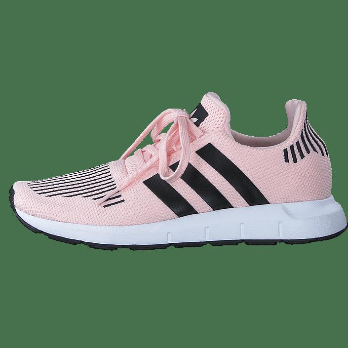089a3cf91c846f Buy adidas Originals Swift Run J Icey Pink F17 Core Black Ftwr grey Shoes  Online