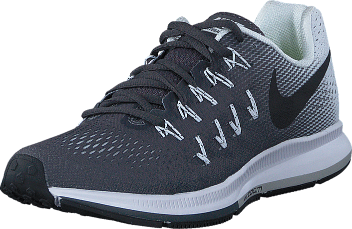Wmns Air Zoom Pegasus 33 Dark Grey/black/white