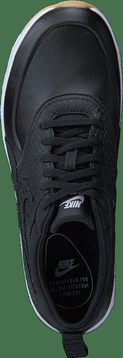 Kjøp Nike Wmns Air Max Thea Premium Shoe Black/yellow/white Sko Online