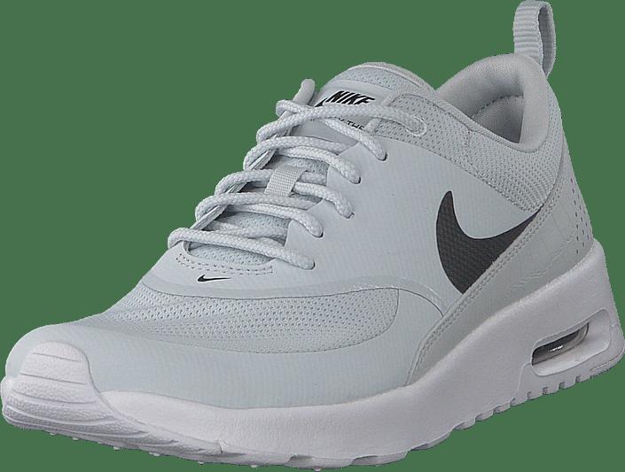 Women's Air Max Thea Shoe Pure Platinum/black/white