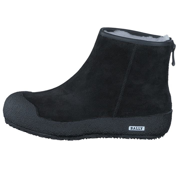 7fe470dd0d6 Köp Bally Guard II L Crosta W.Top Black svarta Skor Online | FOOTWAY.se