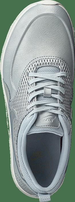 Koop Nike Wmns Air Max Thea Prm Lea Mtlc PlatinumPure