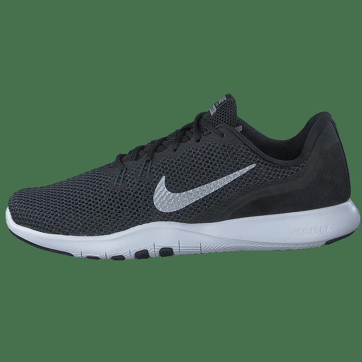 Koop Nike W Flex Trainer 7 BlackMtlc Silver Anthracite