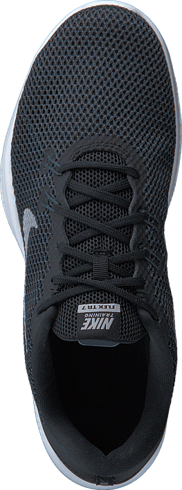 Nike - W Flex Trainer 7 Black/Mtlc Silver-Anthracite