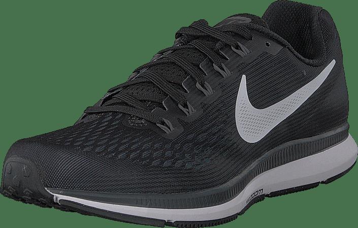 Kjøp Nike Air Zoom Pegasus 34 BlackWhite Dk Grey Anthracite