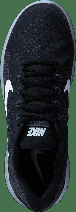 pretty nice 614c4 ad068 Nike - Lunarglide 9 Black White-Dk Grey-Wolf Grey