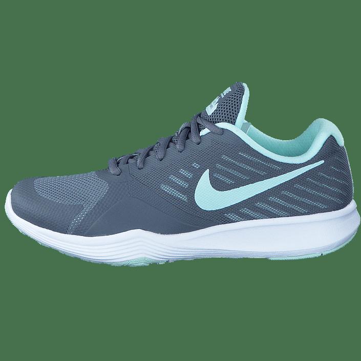 sports shoes f894e bd19a Köp Nike Wmns City Trainer Cool Grey Igloo-Dk Grey blåa Skor Online    FOOTWAY.se