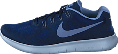 online retailer 9bc70 8e7e5 Nike - Free Rn 2017 Binary Blue Dk Sky Blue Grey