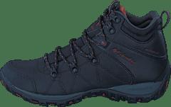 Columbia - Peakfreak Venture Mid WP Omni-Heat Black Sanguine 720ed049f7