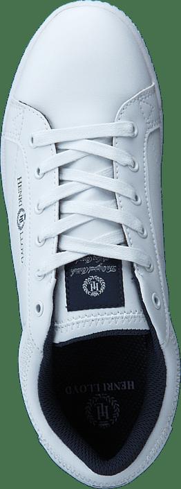 Sneakers Kjøp White Henri Sportsko Sko Banbury Online Hvite Lloyd Trainer wht Og TITrqRBn