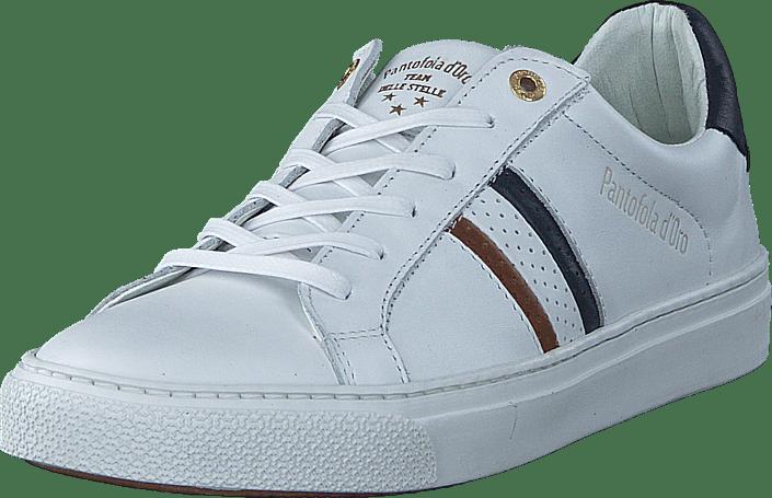 Pantofola d'Oro - Todi Uomi Low Bright White