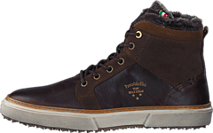 Benevento Uomo Fur Mid Coffe Bean